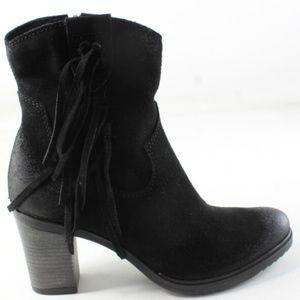 New Miz Mooz Miranda Black Leather EU39
